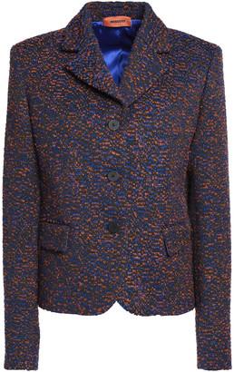 Missoni Marled Boucle-tweed Blazer