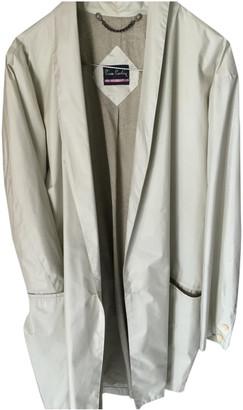 Pierre Cardin Metallic Synthetic Trench coats