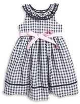 Laura Ashley Little Girl's Gingham Dress