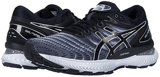 Asics GEL-Nimbus(r) 22 (White/Black) Women's Running Shoes