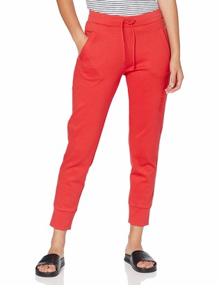 A|X Armani Exchange Women's Faded Logo Jogger Pant