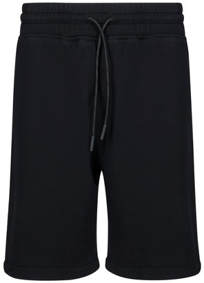 Marcelo Burlon County of Milan Embroidered Drawstring Shorts