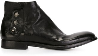 Alberto Fasciani 'Pascal' ankle boots