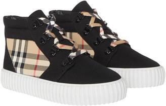 Burberry Emmett High Top Sneaker