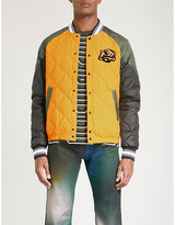 Kenzo Quilted Shell-down Bomber Jacket