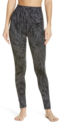 Zella Renew Ultra High Waist Print Leggings
