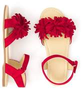 Gymboree Pom-Pom Sandals
