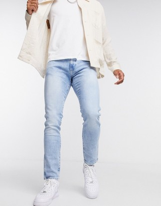 Wrangler Bryson skinny fit jeans in blue