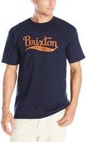 Brixton Men's Gomez Short Sleeve T-Shirt