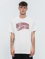 Billionaire Boys Club Zebra Camo Arch Logo T-Shirt
