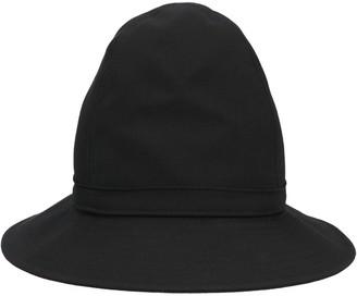 Yohji Yamamoto Gabardine Bucket Hat