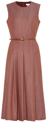 Max Mara Mimma wool dress