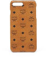 MCM Claus Iphone 6s Plus And 7 Plus Case In Visetos