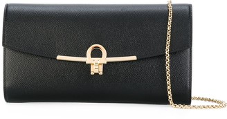 Salvatore Ferragamo Gancio clutch bag