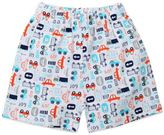 Zutano Size 12M Beep Beep Short in White
