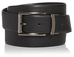 Giorgio Armani Men's Reversible Leather Belt