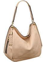 Oryany As Is Kerry Italian Grain Leather Shoulder Bag
