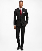 Brooks Brothers Milano Fit Solid 1818 Suit