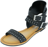 Dollhouse Black Beethoven Sandal