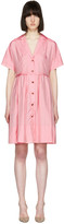Brock Collection Pink Donna Dress