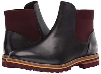 Bacco Bucci Mondrian (Black) Men's Shoes