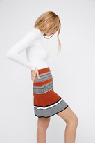 Womens RING MY BELL MINI SKIRT