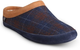 Allen Edmonds Kipp Genuine Shearling Lined Slipper