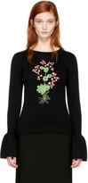 Altuzarra Black Bovary Sweater