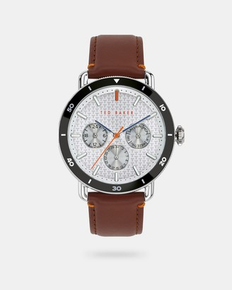 Ted Baker MARGART Leather strap watch