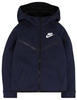 Nike 'Tech Fleece' Full Zip Hoodie (Little Boys)