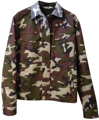 Miu Miu Multicolour Cotton Jacket for Women