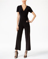 Catherine Malandrino Catherine Belted Wide-Leg Jumpsuit