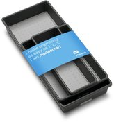 Made Smart Madesmart 3 Tray Pack, Granite