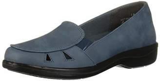 Easy Street Shoes Women's Julie Comfort Slip on Casual Ballet Flat 7 2W US