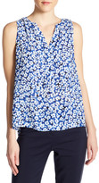 philosophy Hi-Lo Sleeveless Blouse