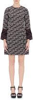 Derek Lam 10 Crosby Women's Fluid Jersey Dress-BLACK