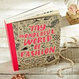 PBteen My Wonderful World of Fashion: A Book for Drawing, Creating & Dreaming