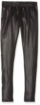 Name It Girls' Nkfban Legging Noos Trousers