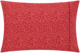 Morris & Co - Strawberry Thief Housewife Pillowcase - Crimson