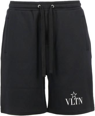 Valentino VLTN Logo Shorts
