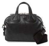 Givenchy Nightingale Leather Strap Satchel