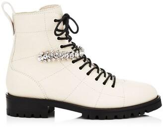 Jimmy Choo Cruz Embellished Boots