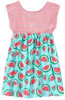 Gymboree Watermelon Dress