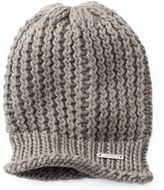 Juicy Couture Women's Cable-Knit Beanie