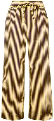 P.A.R.O.S.H. striped trousers