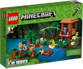 Lego Minecraft Witch Hut 21133
