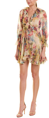 Few Moda Floral A-Line Dress