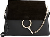 Chloé Women's Faye Medium Shoulder Bag-Black