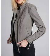 Free People Women's Cool & Clean Vegan Suede Jacket