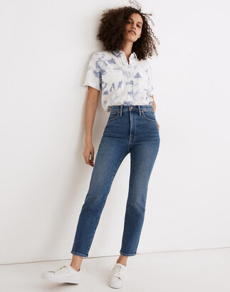 Madewell The Perfect Vintage Jean in Maplewood Wash